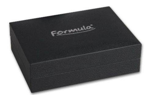 Formula Crocodile Rio szivaröngyújtó - fekete, szúrólángos