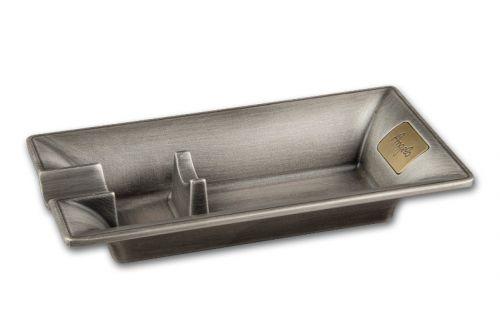 Szivar hamutartó - 1 szivarnak, fém
