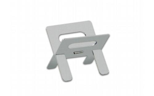 Szivartartó - fém, ezüst színű