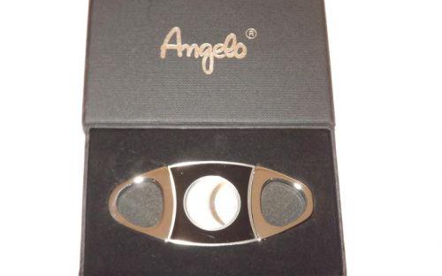 Angelo szivarvágó - fekete betéttel