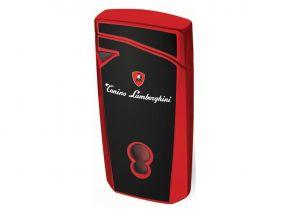 Szivaröngyújtó Lamborghini Magione - piros / fekete