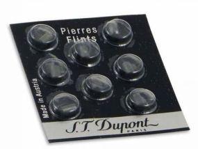 Tűzkő ST Dupont öngyújtóhoz, szürke (8db)