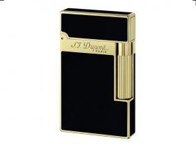 Luxus Szivaröngyújtó - S.T. Dupont L2 szivaröngyújtó - fekete/arany